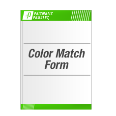 Color Match Form